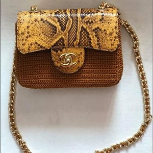 Chanel HandMade Bag